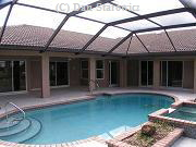 Foreclosure pool home